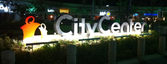 City Center is one of Lugares guardados de Cecil.