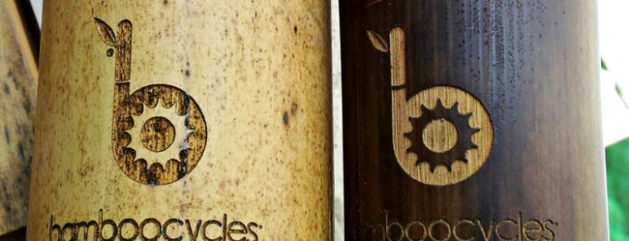 Bamboocycles is one of Tiendas de Bicicletas DF.