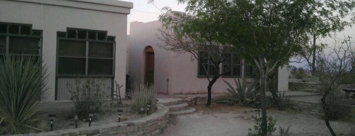 Terlingua House is one of Want to Try Out New 4.