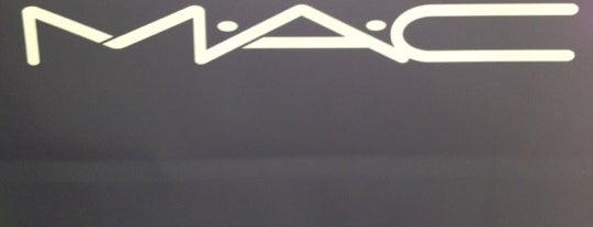MAC Cosmetics is one of สถานที่ที่บันทึกไว้ของ Catarina.