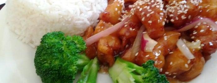 Hot Bowl Café  Asian Cuisine & Sports Bar is one of Burbs.