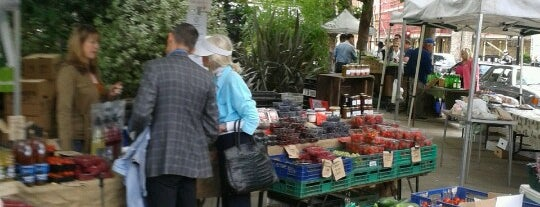 Pimlico Road Farmers' Market is one of Time Out London.