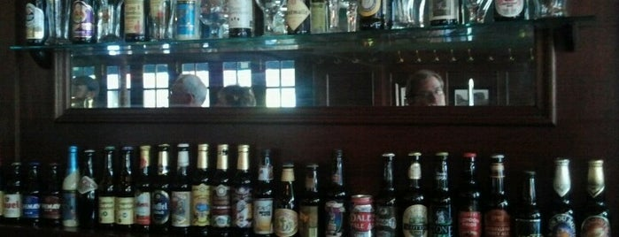 Amsterdam Ale House is one of Pubs-To-Do List.
