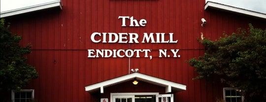 The Cider Mill is one of Locais curtidos por Courtney.