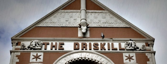 The Driskill is one of Austin possibilities.