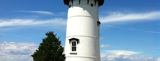 East Chop Light House is one of Danyel 님이 좋아한 장소.