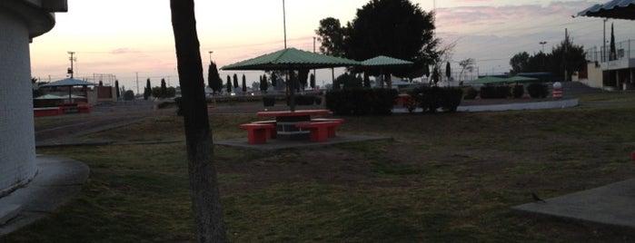 Parque Héroes 1ra Sección is one of Enrique 님이 좋아한 장소.