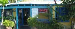 Sea Critters Cafe is one of Blondie's favorite dating spots.