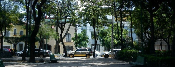 Colonia Condesa is one of Ciudad de México.