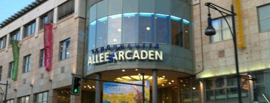 Schönhauser Allee Arcaden is one of Berlin.