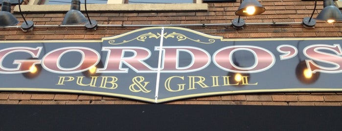 Gordo's Pub & Grill is one of TfromDtown : понравившиеся места.