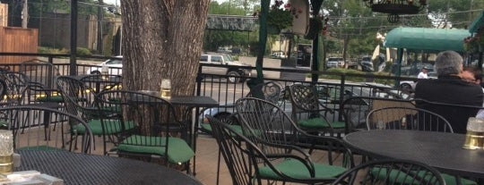 Javier's Gourmet Mexicano is one of Best Patios in Dallas.