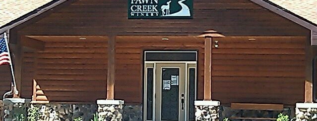 Fawn Creek Winery is one of Wisconsin Wineries.