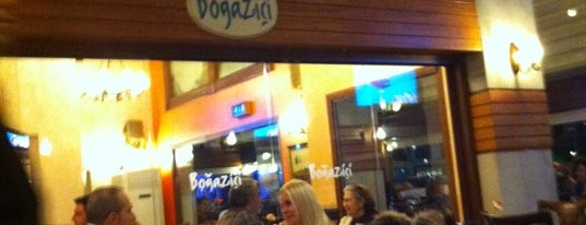 Boğaziçi Restaurant is one of İzm.