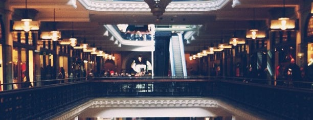 Queen Victoria Building (QVB) is one of Favorite Places Around the World.