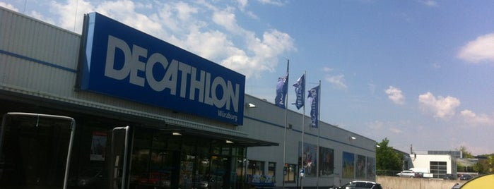 Decathlon is one of Orte, die Tilman gefallen.