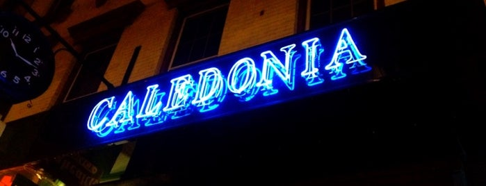 Caledonia Bar is one of Manhattan Drinks.