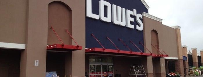 Lowe's is one of Jessica : понравившиеся места.