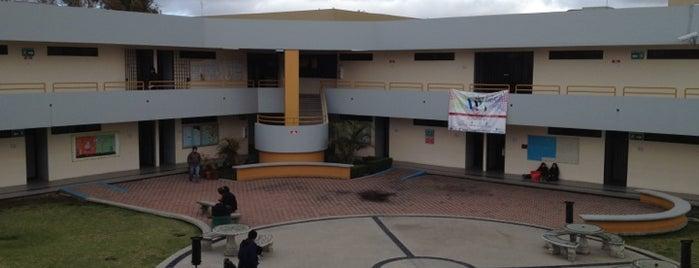 Universidad Autónoma de Baja California Campus Tijuana is one of Universidades Baja California.
