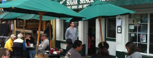 Sugar Shack Cafe is one of SoCal Favs.