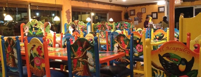 El Acapulco is one of Charlotte North Carolina —  Places To Visit.