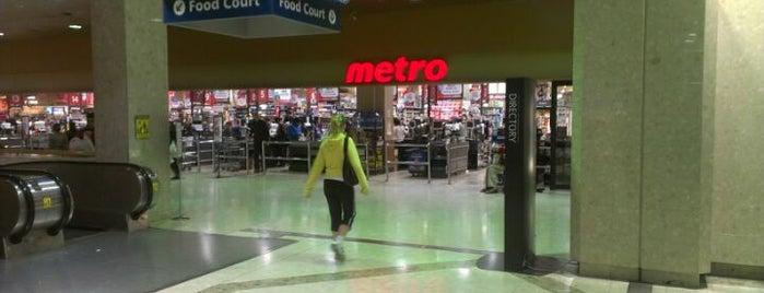 Metro is one of สถานที่ที่ Paul ถูกใจ.