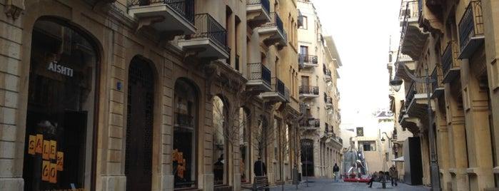 Aïshti is one of Beirut.