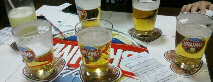 Quiosque Brahma is one of Locais curtidos por Carol Freitas.