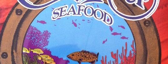 Crystal River Seafood is one of Lee'nin Kaydettiği Mekanlar.