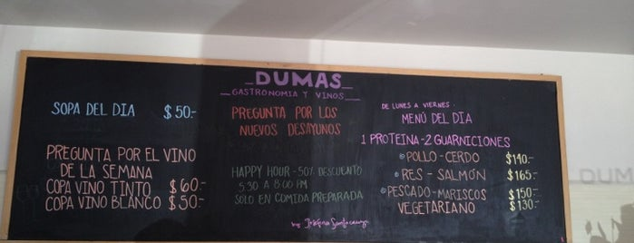 Restaurante Dumas is one of Disfruta Finca Alta.