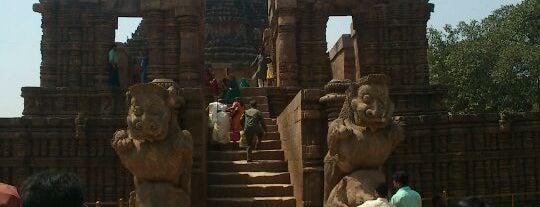 Puri Jagannath Temple is one of India: Odisha.