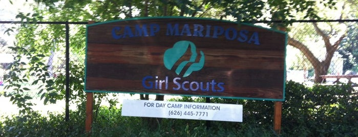 Camp Mariposa is one of Places Penina Mezei visited last year.