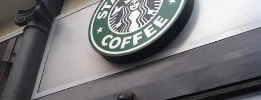 Starbucks San Vicente 44 is one of COPAS.