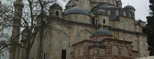 Fatih Camii is one of Tarih/Kültür (Marmara).