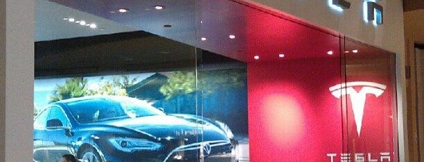 Tesla Motors is one of TODO Phoenix.