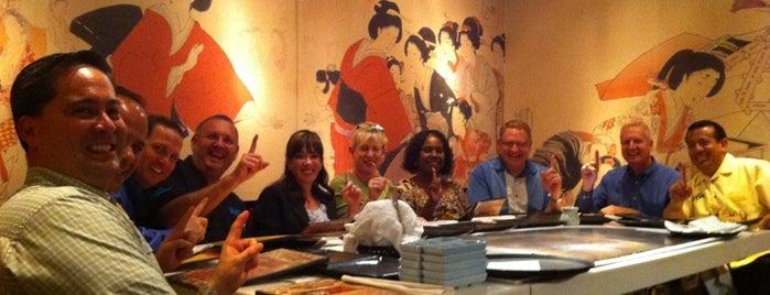 Teppan Edo is one of Favorite Eateries at Walt Disney World.
