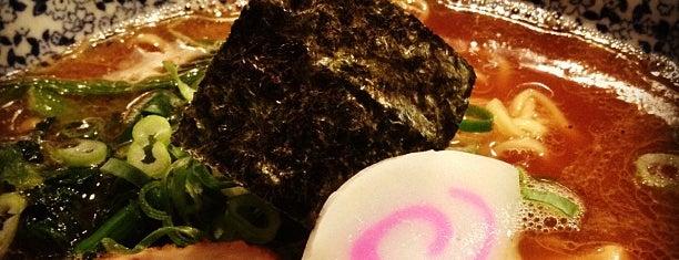 東京らーめん えいふく町 is one of 拉麺マップ.