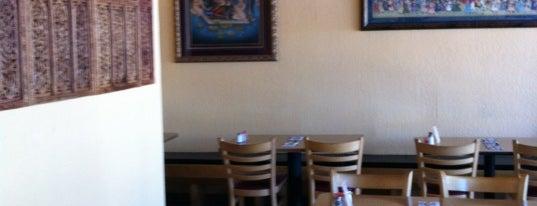 Cafe Raj is one of Solano Avenue restaurants.