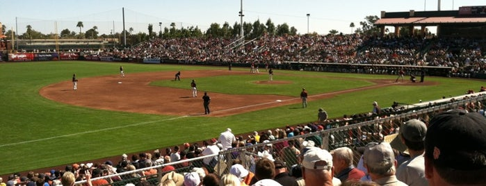 Scottsdale Stadium is one of Big Matchs's Today!.