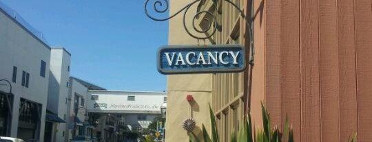 Monterey Bay Inn is one of breakfast stops.