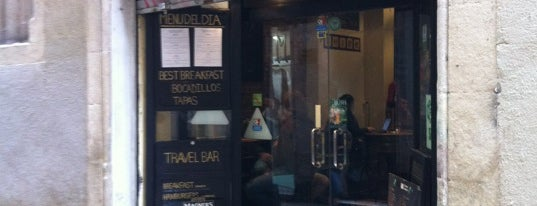 Travel Bar Barcelona is one of Posti salvati di Spencer.