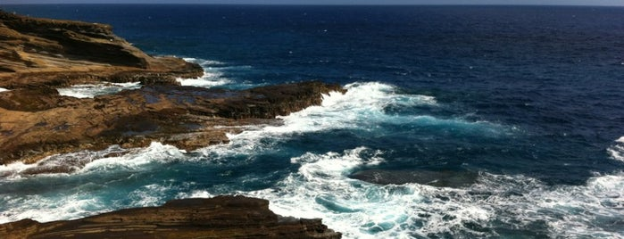 Hālona Blowhole Lookout is one of Adventures in O'ahu.