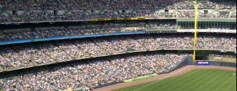 Miller Park is one of Must See Things In Milwaukee.