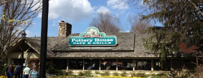 Old Mill Pottery House Cafe is one of Restaurant To Do List.
