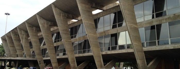 Museu de Arte Moderna (MAM) is one of Rio, Brazil.