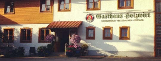 Gasthaus Holzwirt is one of Ausflüge.