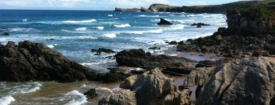 Parque Natural de las Dunas de Liencres is one of De turismo por Cantabria.