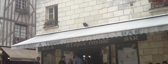 L'Epée Royale is one of Overseas destinations.