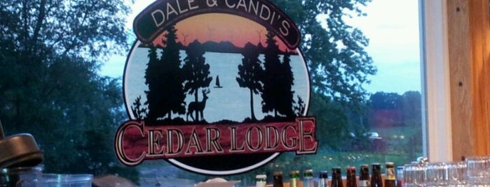 Cedar Lodge is one of Orte, die Jt gefallen.
