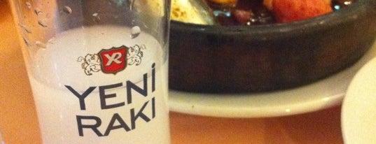 Kör Agop Meyhanesi is one of İstanbul Yemek Turu :).